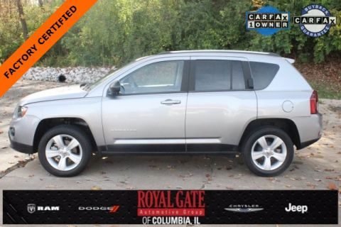 Certified Pre-Owned 2014 Jeep Compass Sport FWD 4D Sport Utility