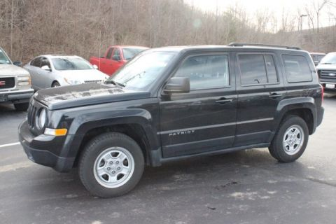 Pre-Owned 2011 Jeep Patriot Sport FWD 4D Sport Utility
