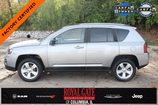 Certified Pre-Owned 2014 Jeep Compass Sport